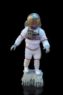航天员模型