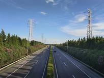 一路风景高速路