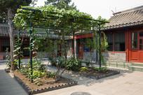 茅盾北京故居内景