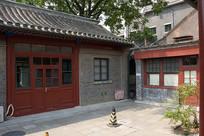 茅盾在北京住过的故居