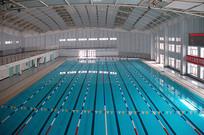 牡丹江师范学院室内游泳馆