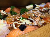 日式鱼籽寿司