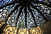 法式建筑之凉亭的穹顶