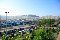 济南城市风光之中海楼盘