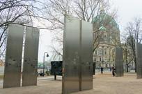 柏林马克思恩格斯广场