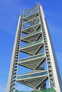北京奥林匹克公园标志建筑
