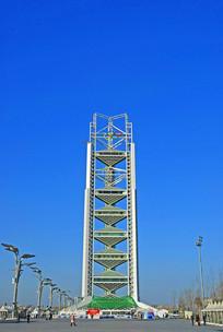 北京奥林匹克公园玲珑塔