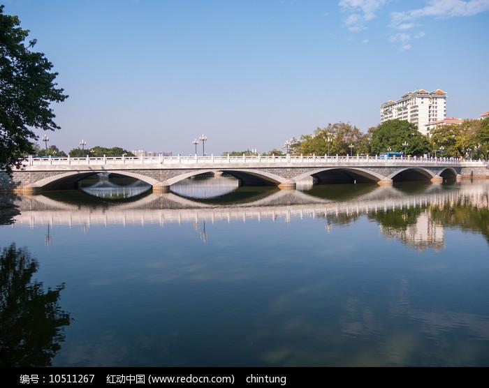 惠州西湖圆通桥图片
