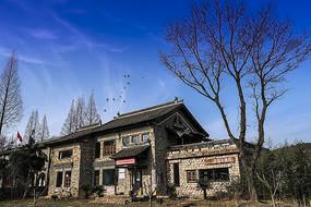 民间古典建筑-郝堂中国乡建院