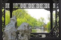 合肥包河公园园林景观