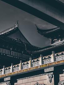 衢州龙游古风园林建筑