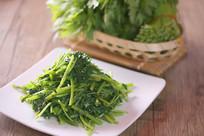 蒜泥茼蒿菜