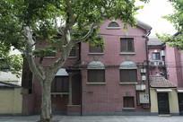 梧桐树下的老上海