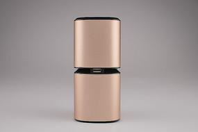 香槟金清新器USB面