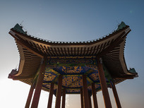 惠州西湖的仲元亭