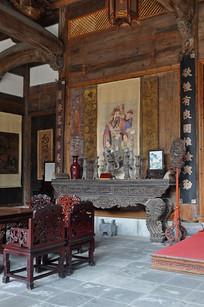 安徽徽商大宅院传统中国家具