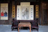 安徽徽商大宅院中国建筑室内