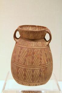 齐家文化彩陶罐