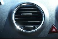 轿车空调器出风口