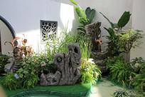 室内园艺造型
