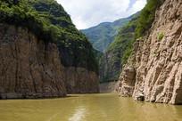 巫山神女溪美丽风景