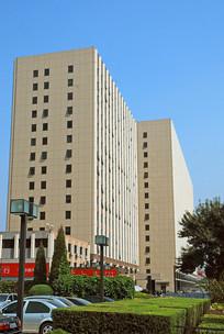 北京市的中国社会科学院大楼