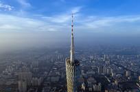 广州塔塔顶