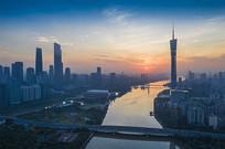 日出珠江新城