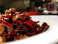 重庆菜香辣小牛肉
