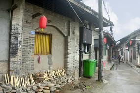 四川元通古镇老街巷