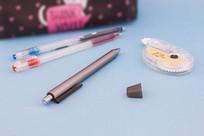 文化用品-自动笔