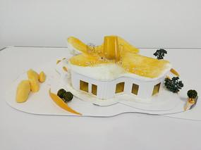 別墅建筑模型