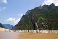 巫峡美丽风光之神女峰