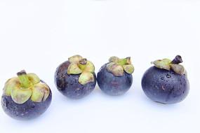 山竹果的果实