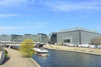 德国柏林城市风光