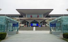 荆楚风格的特色建筑武昌火车站