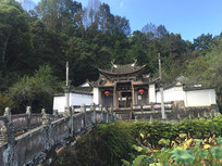中式建筑景观