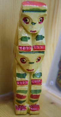 方城石猴工艺品