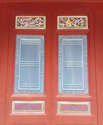 闽南建筑中式雕花窗
