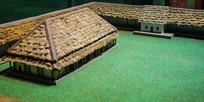 草房子模型