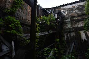 废弃的院子