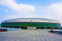 鞍山奥体中心游泳馆
