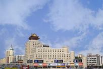 北京瑞海大厦及周边城市建筑
