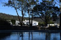 澳洲海滨小村落