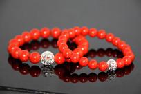 民族饰品-红珊瑚手链