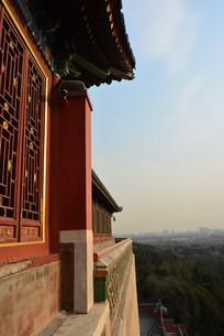 佛香阁风景