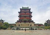 南昌的中国四大名楼滕王阁