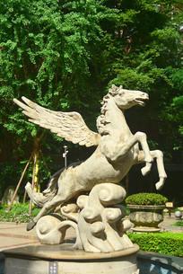 水景园林装饰神马雕塑