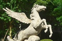 园林西式神马装饰雕塑