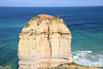 澳洲大洋路十二门徒岩石